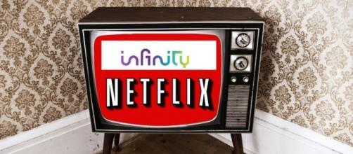Catalogo Netflix e Infinity: costi, pro e contro