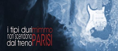 Cover del nuovo album di Parisi
