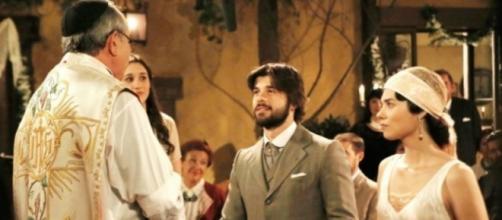 Il Segreto: Gonzalo e Maria si sposano