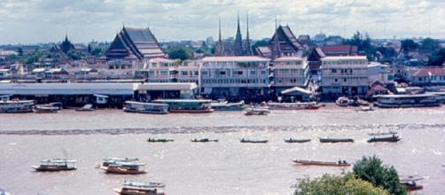 Imagen. Bangkok capital de Tailandia