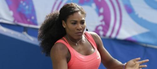 La campionessa mondiale di Tennis Serena Williams