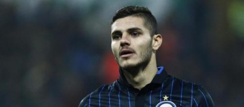 Mauro Icardi, l'autore del gol contro il Bologna