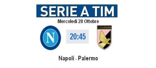 Napoli - Palermo in diretta live su BlastingNews