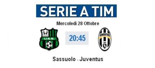 Sassuolo - Juventus in diretta su BlastingNews
