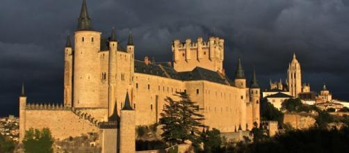 Un castillo especial para una noche mágica