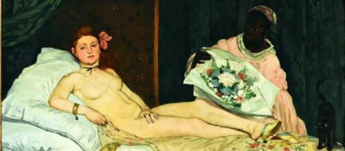 Una de las obras expuestas en el Museo Orsay