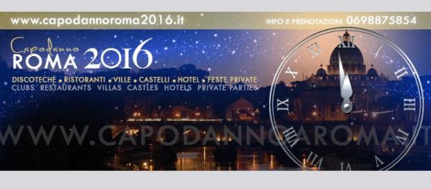 Capodanno Roma 2016: info e prenotazioni online