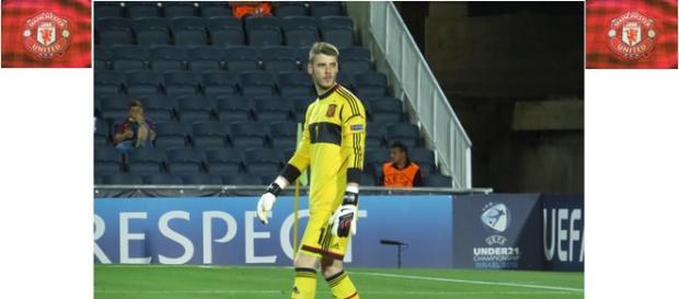 De Gea could become a United legend