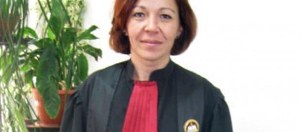 Judecătorul Daniela Deteşan foto: adevărul.ro