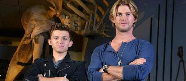 Los consejos de Thor hacia Spider-Man