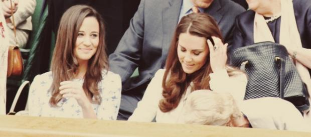 Pippa Middleton und Kate Middleton