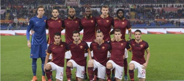 Roma passa fácil pela Udinese. 3 a 1.