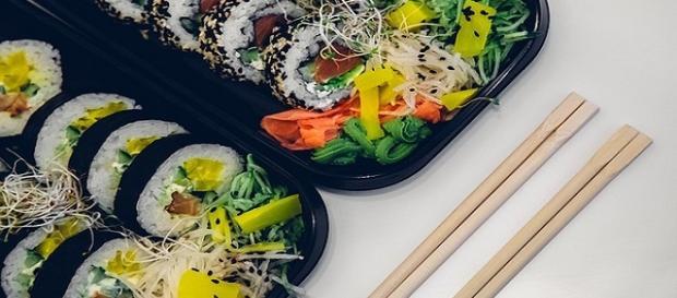 Sushi Japonés - Foto galería Pixabay