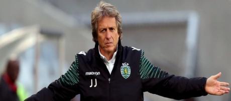 Jorge Jesus lança duras críticas ao Benfica.