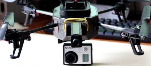 Arriva il primo drone della GoPro
