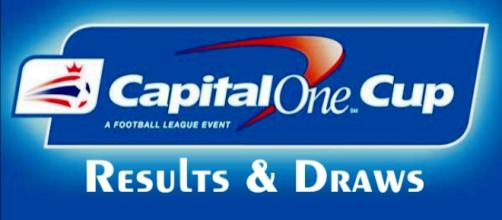 Capital One cup results and Quater Final Draws