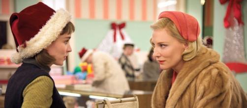 Cate Blanchett y Rooney Mara, en 'Carol'