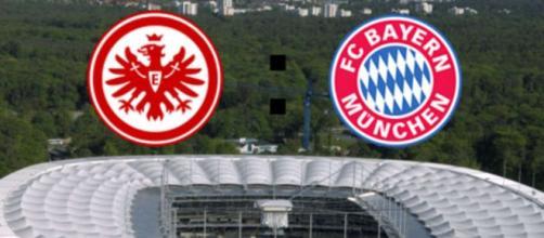 Diretta Francoforte - Bayern Monaco