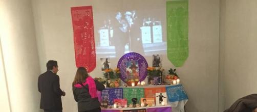 El Altar de Muertos se dedica al cine y a Tin Tan