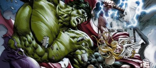 Hulk y Thor podrían enfrentarse en 'Ragnarok'