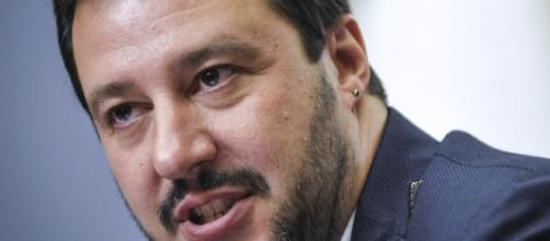 La Lega Nord ha occupato i banchi del Governo