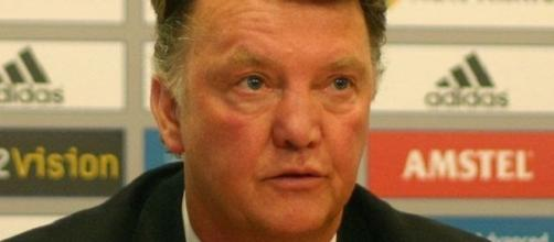 Louis van Gaal's Man United crashed out
