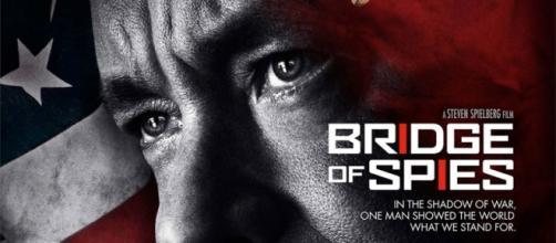 Poster película Puente de Espías