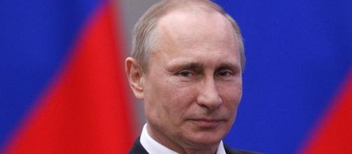 Presidente de Rusia Vladímir Putin