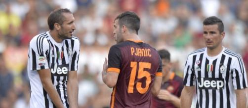 Roma-Juventus, la sfida inizia sul mercato.