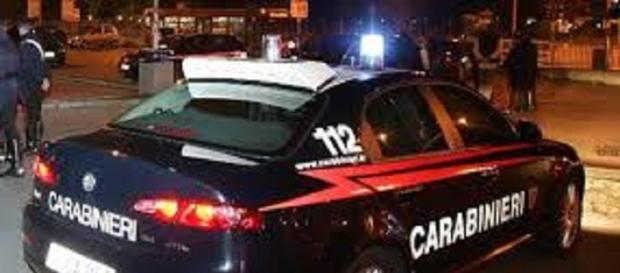 Calabria: camion prende fuoco.