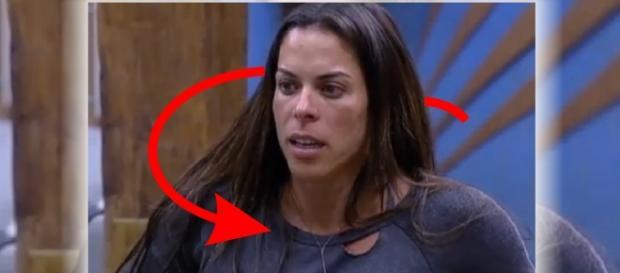 Enquete aponta eliminação de Rebeca Gusmão