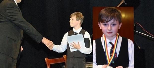 Fabiani Prcsina, pianistul din Petroşani