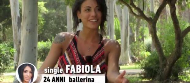 Fabiola Cimminella a Uomini e Donne
