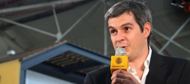Marcos Peña, jefe de campaña de Macri