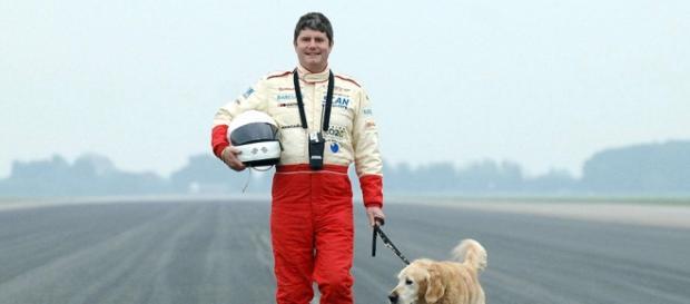 Motorista CEGO - Mike Newman bateu recorde!