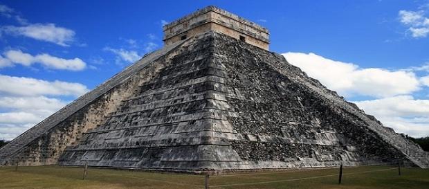 Pirámide Maya en México - Galería Pixabay