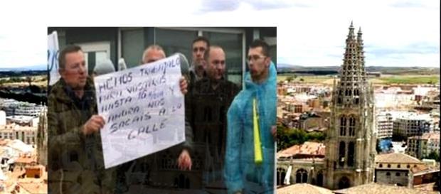 Românii protestează. Captură foto: Digi24