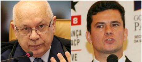 STF quer desmoralizar Sérgio Moro