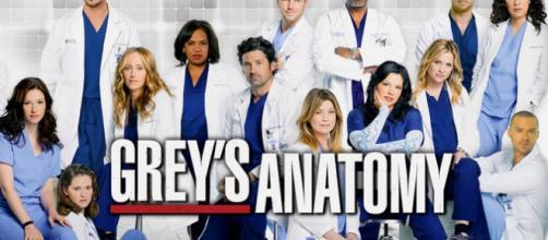 11 stagione di grey's anatomy.