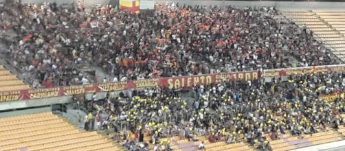 """Allo stadio """"Via del Mare"""" si gioca Lecce- Catania"""