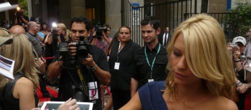 Claire Danes, la protagonista di Homeland