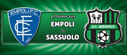 Diretta e info streaming Empoli Sassuolo