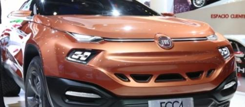 Il Concept della nuova Fiat presentato in Brasile