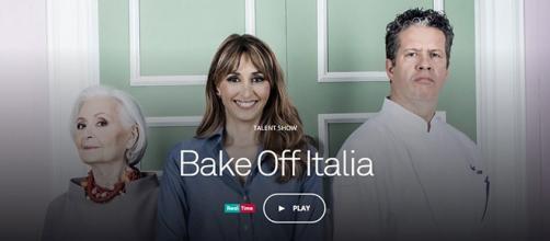 Replica streaming Bake Off Italia del 2 ottobre