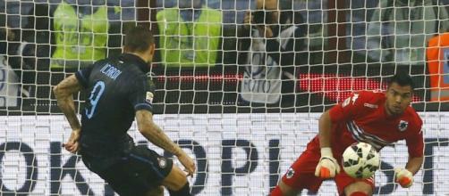 Sampdoria-Inter:le probabili formazioni del match.
