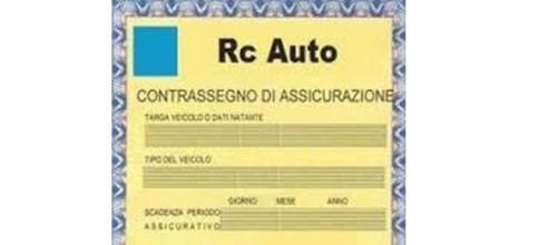 Tagliando rc auto assicurazione