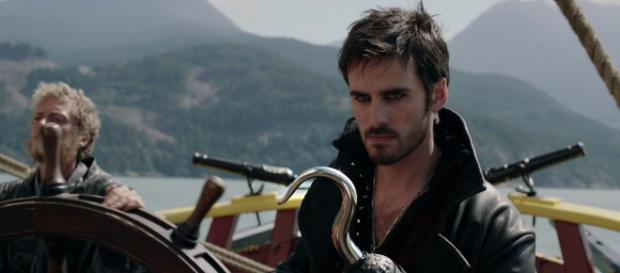 Capitan Hook: non solo in Once Upon a Time