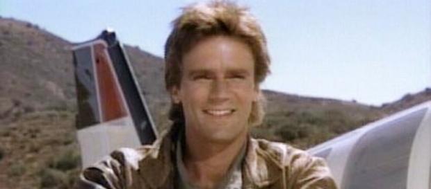 MacGyver, interpretado por Richard Dean Anderson