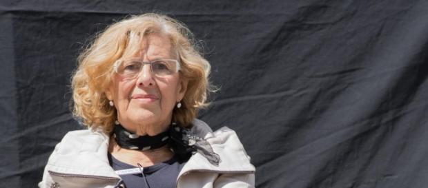 Manuela Carmena en imagen de archivo