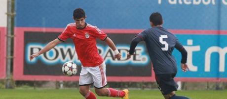 Gonçalo Guedes é a nova pérola do Benfica.